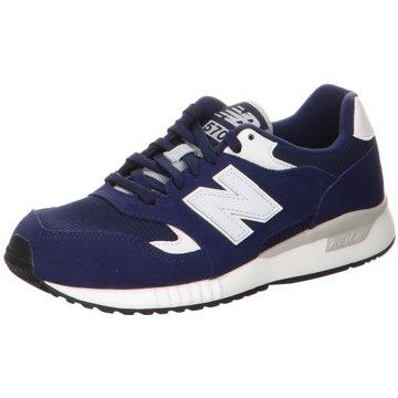 New Balance Sneaker LowClassics blau