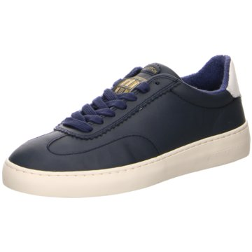 Scotch & Soda Sneaker Low blau