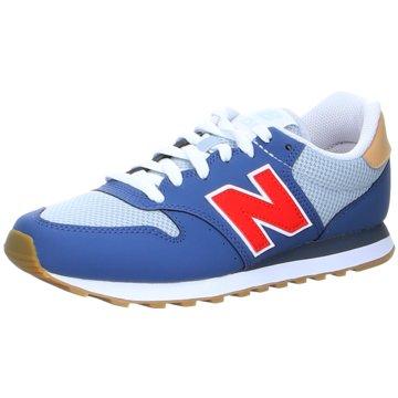 New Balance Sneaker LowGM500MQ1 - GM500MQ1 blau