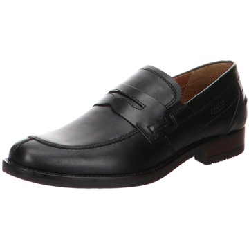 Fretz Men Business Slipper schwarz