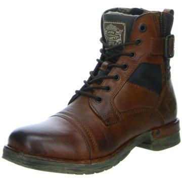 Ecco Boots CollectionBalboa braun