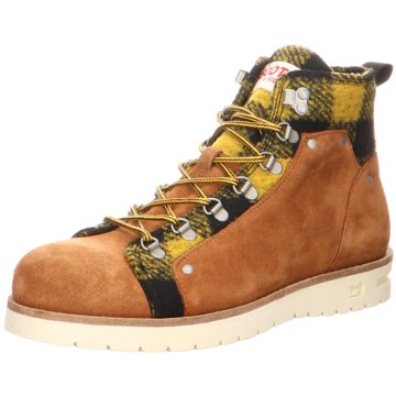 Scotch & Soda SchnürbootLevant braun