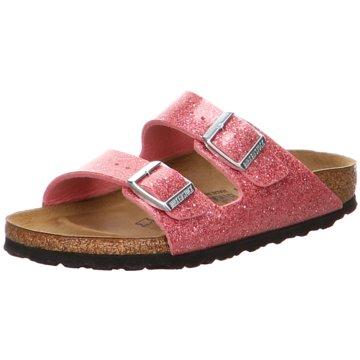 Birkenstock Klassische Pantolette pink