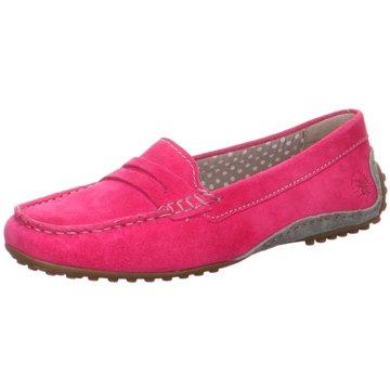 Sioux Mokassin SlipperCacciola pink
