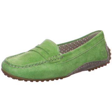 Sioux Mokassin SlipperCacciola grün