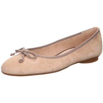 Paul Green Klassischer Ballerina2598 beige