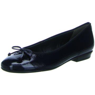Paul Green Eleganter BallerinaKLASSIK blau