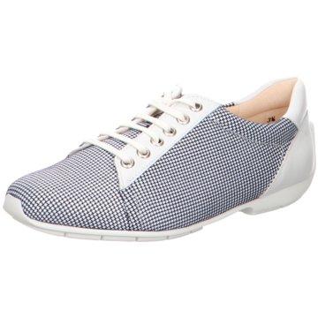 separation shoes 65140 c71d6 Peter Kaiser SchnürschuhAnjuscha blau