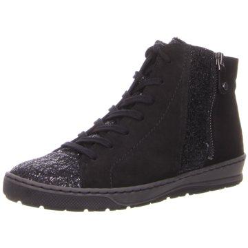 Jenny Sneaker HighDublin schwarz