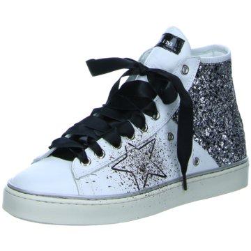 No Claim Sneaker HighNina 4 weiß