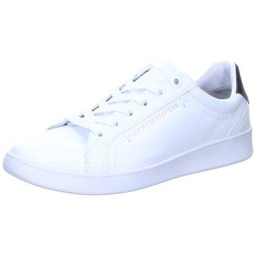 Tommy Hilfiger Sneaker LowPremium Court Sneaker weiß