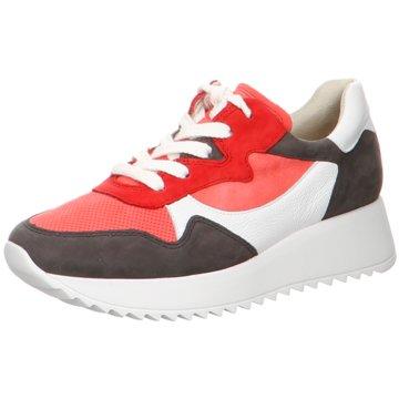 Paul Green Plateau Sneaker rot