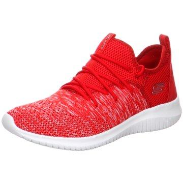 484eb793fc8815 Skechers Sneaker LowUltra Flex Windsong rot