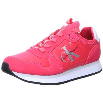 Calvin Klein Sneaker Low pink
