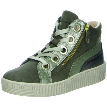Gabor Sneaker High oliv