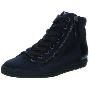 Paul Green Sneaker HighSPORT MODE schwarz