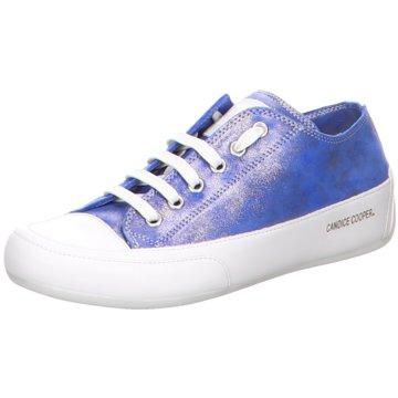 Candice Cooper Sportlicher SchnürschuhRock01 blau