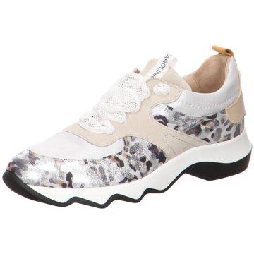 Donna Carolina Sneaker silber