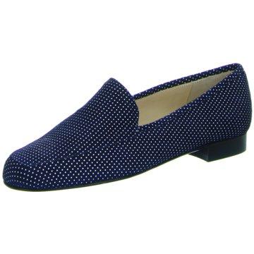 Carraro Luigi Business Slipper blau