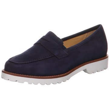 Sioux Business SlipperMeredith-709-H blau