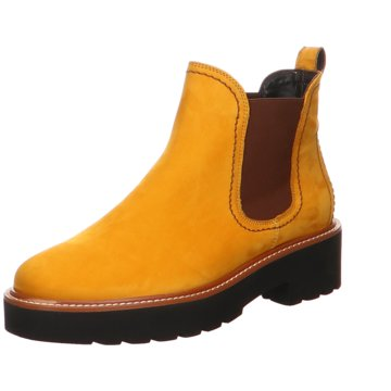 Paul Green Chelsea Boot gelb