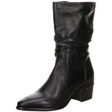 Donna Carolina Klassischer Stiefel schwarz