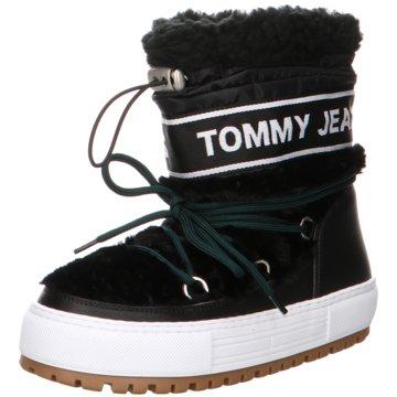 Tommy Hilfiger Winterboot schwarz
