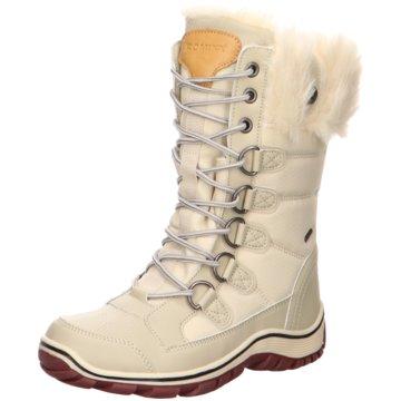 Romika Komfort Stiefel beige