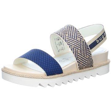 Bugatti Sandale blau