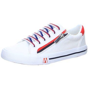 Westland Sneaker LowSya weiß