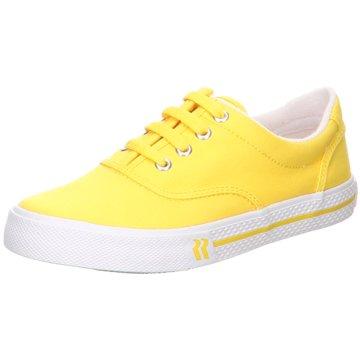 Romika Sneaker LowSoling gelb