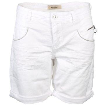 Mos Mosh Shorts weiß
