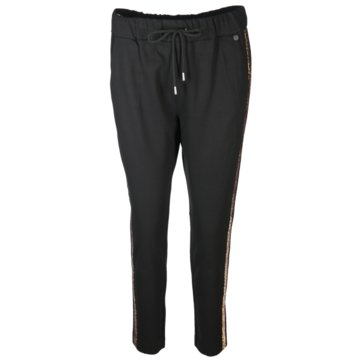 Rich & Royal Jogginghosen schwarz