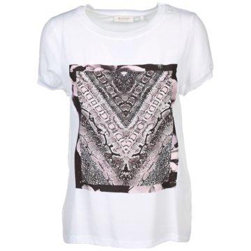Rich & Royal T-Shirts weiß
