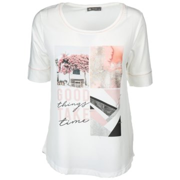 Decay T-Shirts weiß