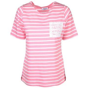wind sportswear T-Shirts rosa
