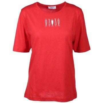 wind sportswear T-Shirts rot