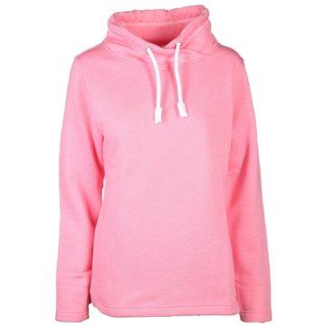 wind sportswear Kapuzenpullover rosa