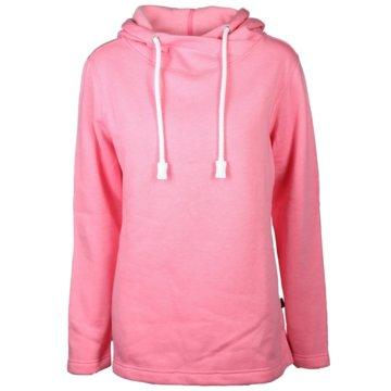 wind sportswear Kapuzenpullover pink