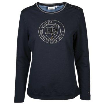 HV Society SweatshirtsToto blau