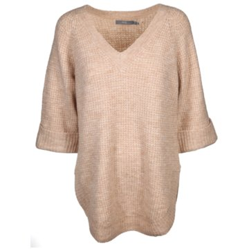 b.young Strickpullover beige