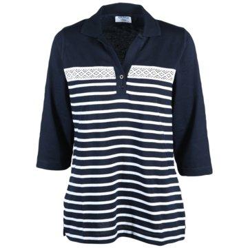 wind sportswear Poloshirts blau