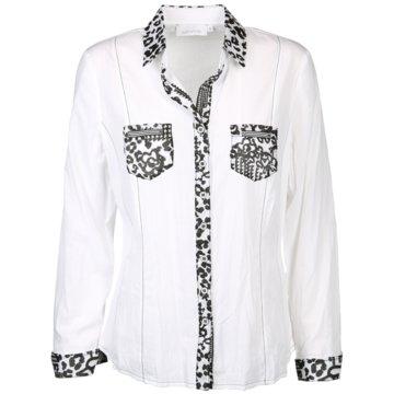 Just White Hemden weiß