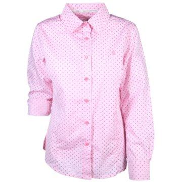 wind sportswear Blusen pink