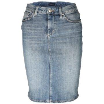Gant Jeansröcke blau