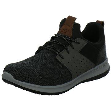 Skechers Sneaker LowDelson Camben schwarz