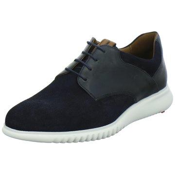 Lloyd Sportlicher Schnürschuh blau
