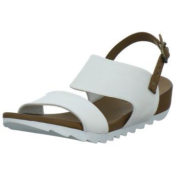 MACA Kitzbühel Sandalette weiß