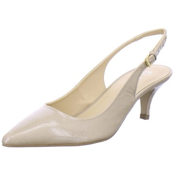 ELENA Italy Slingpumps beige