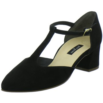 Paul Green T-Steg Pumps schwarz
